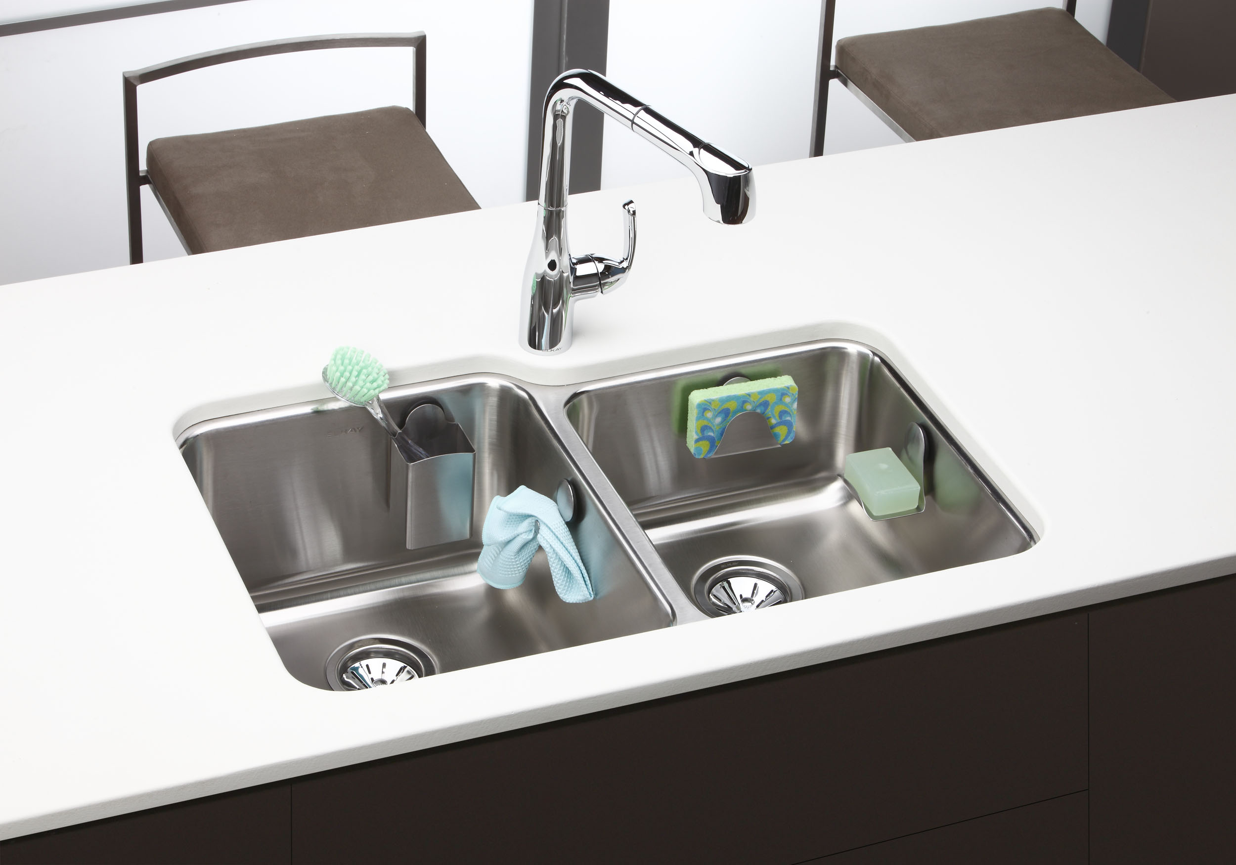 Gourmet Kitchen Sink